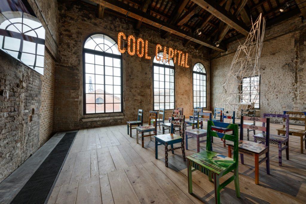 DAC drops the 2018 Venice Architecture Biennale