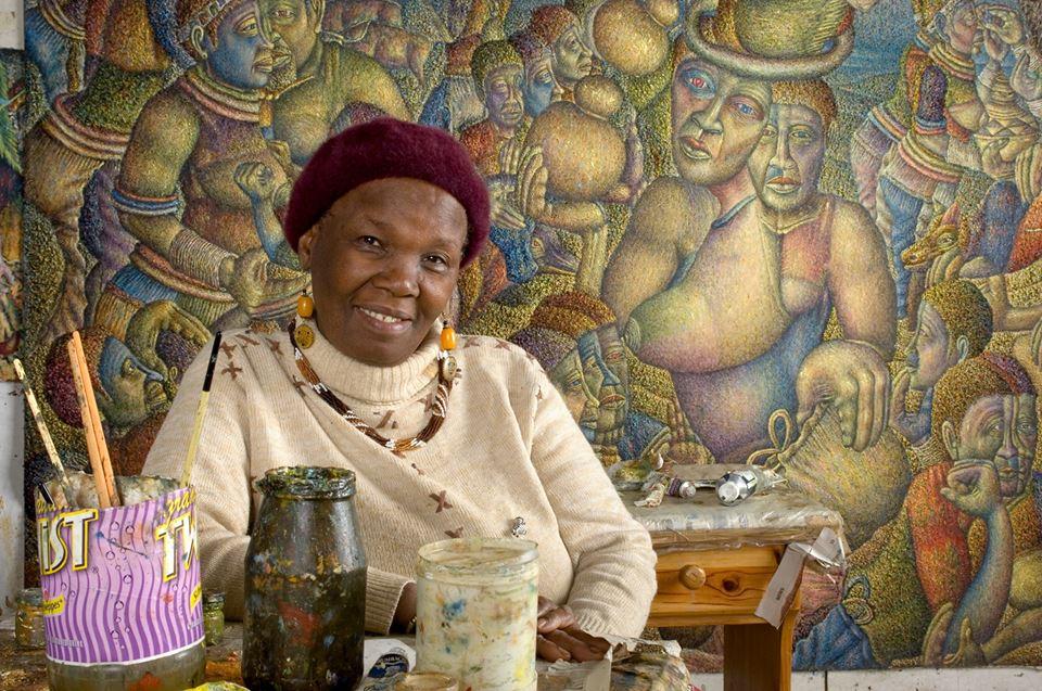 Helen Sebidi | Norval | Cape Town