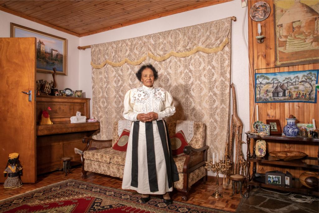 Familial Prism: Jabu Nadia Newman's 'Mokwena Macquena Mac Quene'